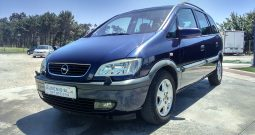 Opel Zafira 1.6i  16v 100 cv 7 Lugares