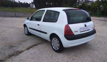Renault Clio 1.9D Van cheio
