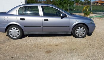 Opel Astra  1.7 TD completo