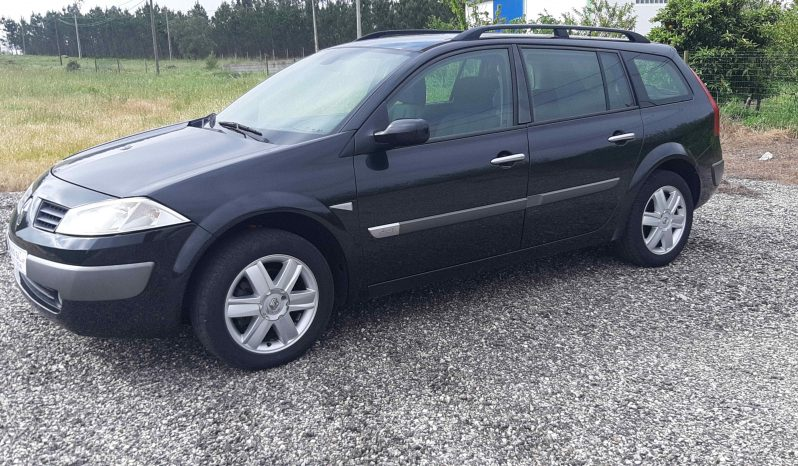 Renault Megane 1.5 dci cheio