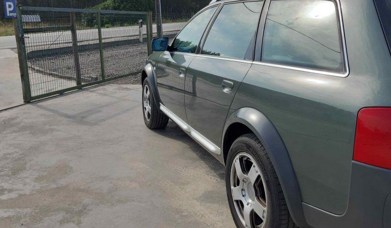 Audi A6 Allroad 2.5 Tdi 180cv completo