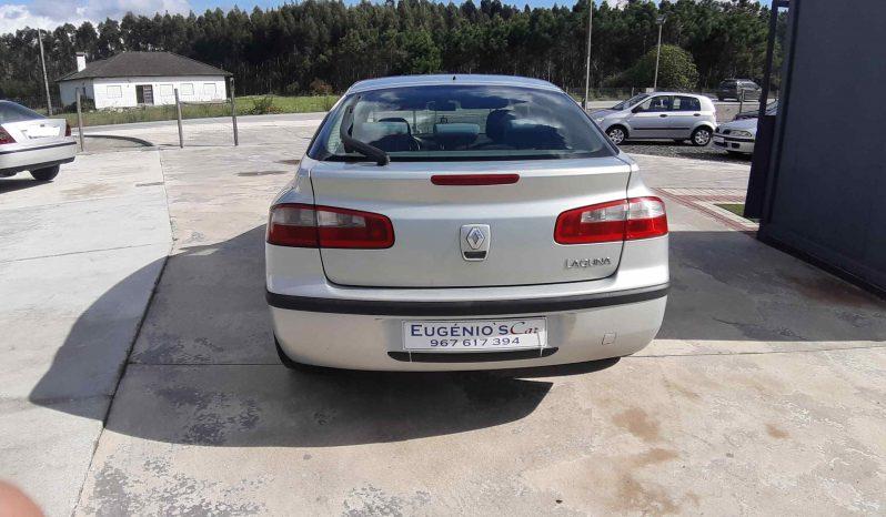 Renault Laguna 1.9 dci 120cv completo