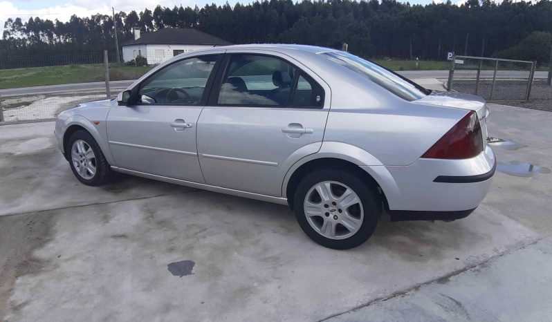 Ford Mondeo 2.0 Tdci completo