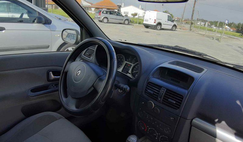 Renault Clio 1.5 dci 80cv completo