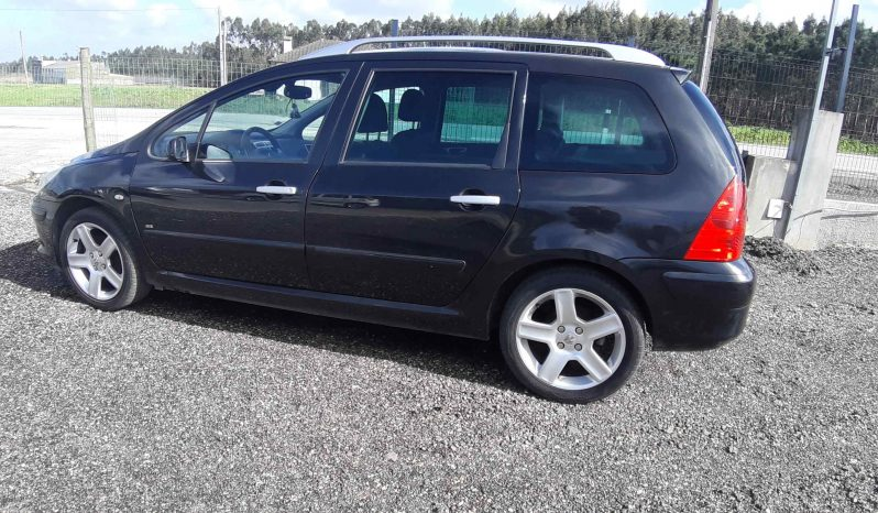 Peugeot 307 SW 1.6 HDI completo