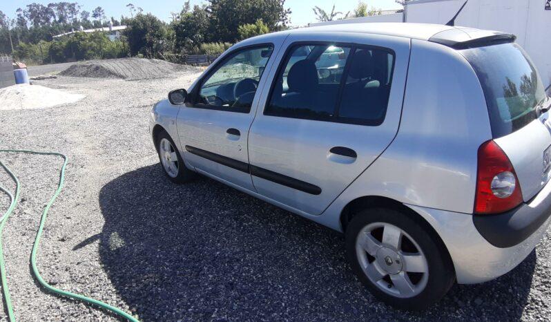 Renault Clio 1.2 16v 75cv completo